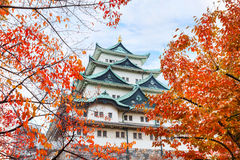 Nagoya Castle in Japan Royalty Free Stock Image