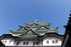 Nagoya castle, Japan stock photo