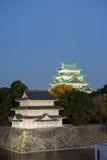 Nagoya Castle at Night - Japan Royalty Free Stock Photos