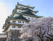 Nagoya Castle 2 Stock Images