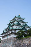 Nagoya Castle. In summer Japan Royalty Free Stock Images