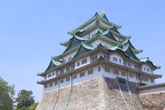 Nagoya Japanese Castle   Stock Photos