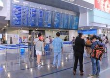 Nagoya Centrair flygplats Fotografering för Bildbyråer