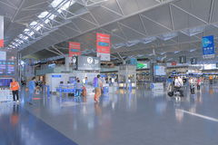Nagoya Centrair flygplats Royaltyfria Bilder