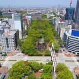 Nagoya Central Park Royalty Free Stock Photography
