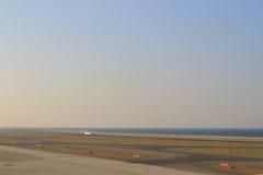 Nagoya,Chubu Centrair International Airport runway Stock Image