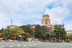 Nagoya City Hall Stock Photography