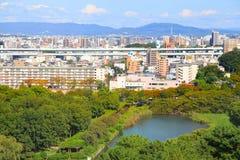 Nagoya cityscape Stock Photo