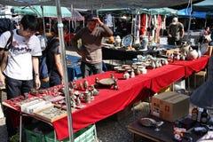 Nagoya flea market Stock Images