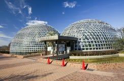 Nagoya fruit park glasshouse, Japan stock image