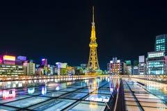 Nagoya, Giappone Fotografie Stock Libere da Diritti
