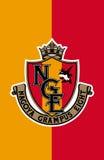 Nagoya Grampus  Japanese  football Stock Photography