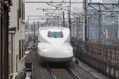 Nagoya,Japan - April 1,2015 : The N700A Series Nozomi Stock Photography