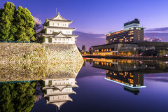 Nagoya Japan Castle Stock Photo