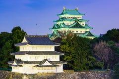 Nagoya, Japan Castle Royalty Free Stock Photography