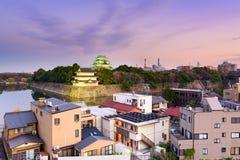 Nagoya Japan Cityscape Stock Images