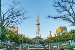 NAGOYA JAPAN - FEBRUARI 07: Oas 21 i Nagoya, Japan på FEBRUARI 07, 201 Fotografering för Bildbyråer