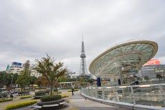 NAGOYA, JAPON - 21 NOVEMBRE : Oasis 21 à Nagoya, Japon sur NOVEMB Photos stock
