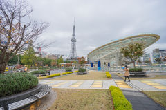 NAGOYA, JAPON - 21 NOVEMBRE : Oasis 21 à Nagoya, Japon sur NOVEMB Images stock