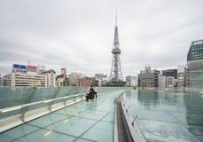 Nagoya Japonia, Listopad, - 21,2016 Dachowa podłoga oaza 21, oaza Obraz Stock