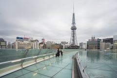 Nagoya Japonia, Listopad, - 21,2016 Dachowa podłoga oaza 21, oaza Zdjęcia Stock