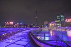 Nagoya Japonia, Listopad, - 21,2016 Dachowa podłoga oaza 21, oaza Zdjęcia Royalty Free
