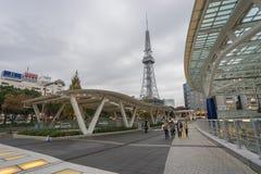 NAGOYA JAPONIA, LISTOPAD, - 21: Oaza 21 w Nagoya, Japonia na NOVEMB Fotografia Royalty Free