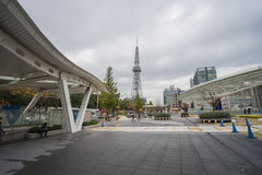 NAGOYA JAPONIA, LISTOPAD, - 21: Oaza 21 w Nagoya, Japonia na NOVEMB Zdjęcia Stock