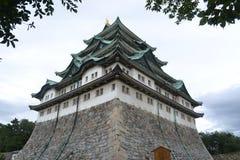 Nagoya kasztel Aichi Japan fotografia royalty free