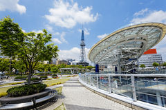 Nagoya landmark Stock Photography
