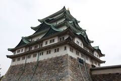 Nagoya main castle Royalty Free Stock Photo