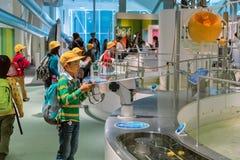 Nagoya miasta nauki muzeum Zdjęcie Stock