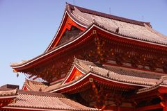 Nagoya Osu Kannon Royalty Free Stock Photo