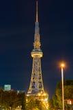 NAGOYA, PAŹDZIERNIK - 25: Sakae Gromadzki Październik 25, 2015 w Nagoya, Zdjęcie Stock