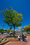 Nagoya Sakae Public Area Royalty Free Stock Photography