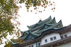 Nagoya-Schloss in Nagoya, Japan Lizenzfreies Stockbild