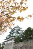 Nagoya-Schloss in Nagoya, Japan Lizenzfreies Stockfoto