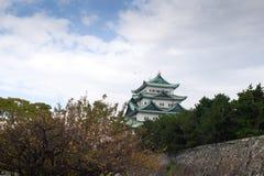 Nagoya-Schloss in Nagoya, Japan Stockbild