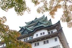 Nagoya-Schloss in Nagoya, Japan Stockbilder
