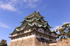 Nagoya-Schloss, Japan Lizenzfreie Stockbilder