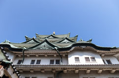 Nagoya-Schloss, Japan Lizenzfreies Stockfoto