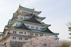 Nagoya-Schloss in Japan Lizenzfreies Stockbild
