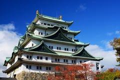 Nagoya slott Arkivfoton