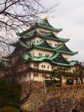 Nagoya slott Fotografering för Bildbyråer