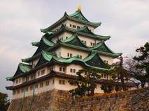 Nagoya slott Royaltyfria Foton