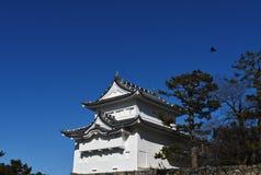 Nagoya slott Royaltyfri Fotografi