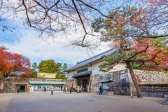 Nagoya slott i Japan Royaltyfri Bild
