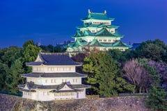 Nagoya slott Japan Royaltyfri Foto