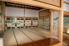 Nagoya slotts Hommaru slott i Nagoya, Japan royaltyfri bild