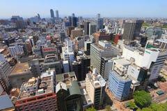 Nagoya stad Royaltyfri Foto